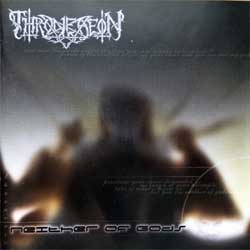 THRONEAEON ''Neither Of Gods'' (2001 Holland press, HHR102, matrix Techicolor, near mint/mint) (CD)