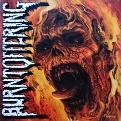 BURNT OFFERING ''Walk Of The Dead'' (1998 USA press, SOD3, ex+/mint) (CD) (D)