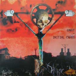 INITIAL CHAOS ''Escape'' - GNAT ''1_2'' (split) (CD)