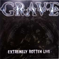GRAVE ''Extremely Rotten Live'' (1997 USA press, 7862-2, near mint/mint) (CD)