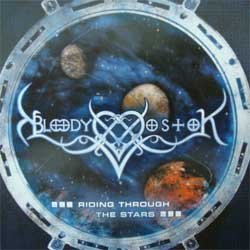BLOODYVOSTOK ''Riding Through The Stars'' (CD)