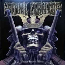 RITUAL CARNAGE ''Every Nerve Alive'' (2000 France press, OPCD 092, near mint/mint) (CD)