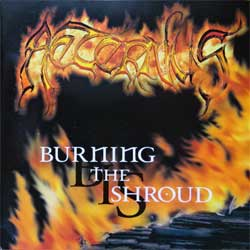 AETERNUS ''Burning The Shroud'' (2000 USA press, 7202000172, ex/ex+) (CD)