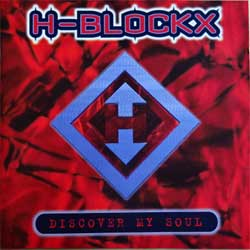 H-BLOCKX ''Discover My Soul'' (1996 German press, 74321 40291 2, ex-/ex+) (CD)