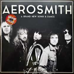 винил LP AEROSMITH ''A Brand New Song & Dance'' (2LP-gatefold) (2016 UK RARE press, limited edition, COLOUR VINYL, RCV183LP, new, sealed)