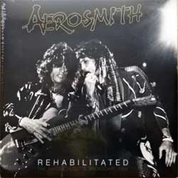 винил LP AEROSMITH ''Rehabilitated: The Massachusetts Broadcast 1986'' (2LP-gatefold) (2016 UK RARE press, RCV188LP, new, sealed)