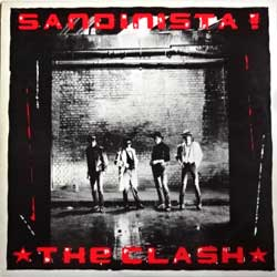 винил LP CLASH ''Sandinista!'' (3LP) (1980 Holland press, insert, 66363, near mint/ex)