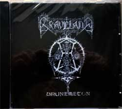 GRAVELAND ''Drunemeton'' (1992 RI 2007 USA press, FPR016, new, sealed) (CD)