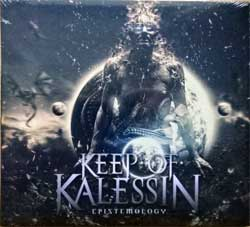 KEEP OF KALESSIN ''Epistemology'' (2014 Norway press, limited edition, 2 bonustracks, patch, INDIE119CDL, new, sealed) (digipak) (CD)