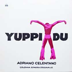 винил LP ADRIANO CELENTANO ''Yuppi Du OST'' (1975 German press, 88 984 IT, mint/mint, still sealed!!!)