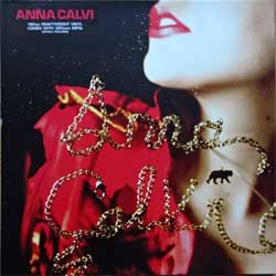 винил LP ANNA CALVI ''Anna Calvi'' (2011 EU press, gatefold, innersleeve, download card, heavy 180 gr vinyl, original sticker, WIGLP260, vg+/near mint)