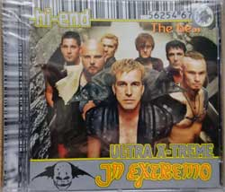 IN EXTREMO ''The Best (Hi-End Ultra X-Treme)'' (2003 Russian  press, 56254 67565 4, mint/mint, still sealed) (2xCD)