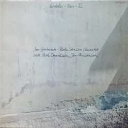винил LP JAN GARBAREK, BOBO STENSON QUARTET with PALLE DANIELSSON, JON CHRISTENSEN ''Witchi-Tai-To'' (1974 German press, laminated, ECM 1041 ST, near mint/ex+)