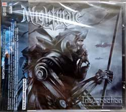 NIGHTMARE ''Insurrection'' (2009 Russian  press, obi, AFM 295-2, mint/mint, still sealed) (CD) (D)