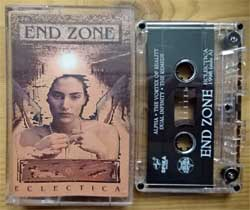 аудиокассета END ZONE ''Eclectica'' (1998 Russian press, near mint/mint) (MC3741) (D)