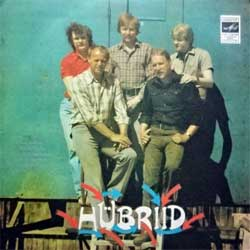 "винил LP HUBRIID ''Ансамбль ХЮБРИД"" (4-track 7''single) (1983 USSR press, C62-18797-8, РЗГ, белое яблоко, 645-5000, ex/ex+)"