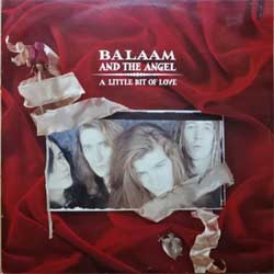 "винил LP BALAAM AND THE ANGEL ""A Little Bit Of Love"" (3-track 12"") (1990 UK press, vg+/ex-)"