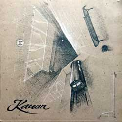 винил LP KAUAN ''Kuu…'' (2011 RI 2017 Finland press, limited edition, heavy 180 gr vinyl, BLOOD-193, new, sealed)