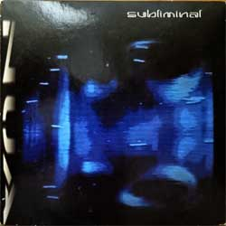 NUA ''Subliminal'' (2001 Portugal RARE press, limited numbered edition 363/1000, cardboard sleeve, AS/RP002, vg+/vg+) (CD)
