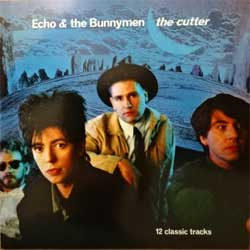 ECHO & THE BUNNYMEN ''The Cutter'' (1993 German press, 4509-91886-2, matrix WME, mint/mint) (CD)