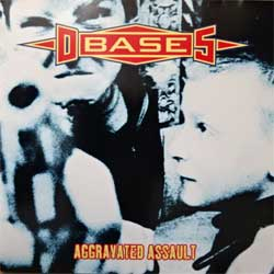 D BASE 5 ''Aggravated Assault'' (1994 German press, BRD 06 CD, matrix BOD EFA 11970, vg+/mint)(CD)