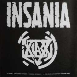 INSANIA ''R.U.Dead? - Caught Red-Handed - Woodoo Astrology - Bonuses From The Dark Times'' (CD)