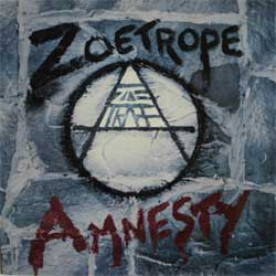 винил LP ZOETROPE ''Amnesty'' (1985 Holland press, insert, ex+)