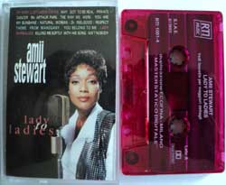 аудиокассета AMII STEWART ''Lady To Ladies'' (1994 RARE Italy press, mint)(MC335)