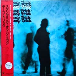 винил LP CHEAP TRICK ''Standing On The Edge'' (1985 Japan press, obi, insert, 28-3P-652, near mint/near mint)