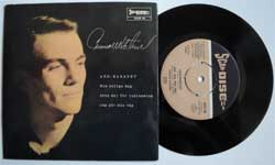 винил LP GUNNAR WIKLUND ''Ann-Margret'' (4 track 7''single) (196? Sweden press, laminated, ex/near mint)