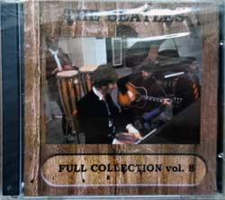 "BEATLES ''Full Collection Vol.8""  (1966 RI 1990's Russian RARE press, mint/mint, still sealed) (CD)"