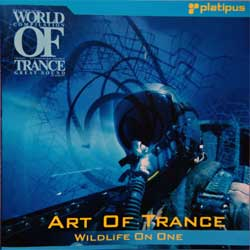 ART OF TRANCE  (UNION JACK & SIMON BERRY) ''Wildlife One One'' (1996 RI 2005 Russian press, ПРЗ CD9872, mint/mint) (CD) (D)