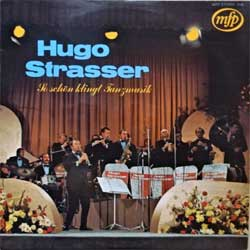 винил LP HUGO STRASSER ''So Schon Klingt Tanzmusik'' (1970 German press, laminated, MFP 5148, vg+/ex)