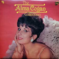 винил LP ALMA COGAN ''The Alma Cogan Collection'' (1976 UK press, laminated, OU 2168, ex-/ex)