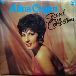 винил LP ALMA COGAN ''Second Collection'' (1978 UK press, laminated, OU 2213, ex-/ex)