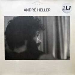 винил LP ANDRE HELLER ''Starportrait'' (2LP-gatefold) (1979 German press, laminated, INT 155.036, vg+/ex-/ex)