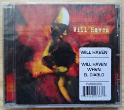 WILL HAVEN ''Will Haven'' (1996 RI 2003 UK press, CDHOLE106, near mint/near mint) (CD)