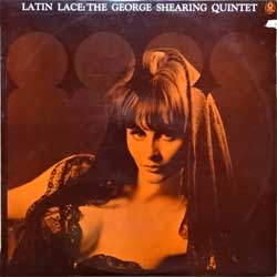 винил LP GEORGE SHEARING QUINTET ''Latin Lace'' (1958 Australian RARE press, laminated, 7084, ex-/ex-)