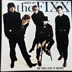 FIXX ''Greatest Hits - One Thing Leads To Another'' (1989 RI 1994 Canada press, MCABD-42316, matrix #920914F MCAMD-42316 mfg by Cinram, near mint/mint) (CD)