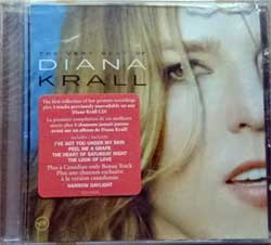 DIANA KRALL ''The Very Best Of Diana Krall'' (2007 Canada press, bonustrack for Canadian edition, original sticker, 0251743390, mint/mint, still sealed) (CD)