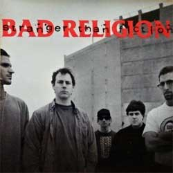 BAD RELIGION ''Stranger Than Fiction'' (1994 Canada press, CD 82658, matrix #940825MM CD-82658 mfg by Cinram, mint/mint) (CD)