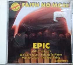 FAITH NO MORE ''Epic And Other Hits'' (2005 USA press, R2 73245, mint/mint, still sealed) (CD)