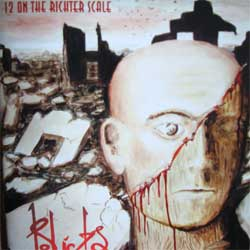 RELICTS ''12 On The Richter Scale'' (CD)