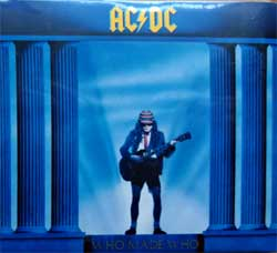 AC/DC ''Who Made Who'' (1986 RI 2015 Russian press, 88697602322, new, sealed) (digipak) (CD)