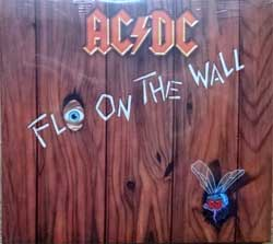 AC/DC ''Fly On The Wall'' (1985 RI 2015 Russian press, 88697671272, new, sealed) (digipak) (CD)