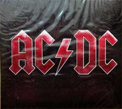 AC/DC ''Black Ice'' (2008 RI 2016 Russian press, embossed, UV-varnished, 88843045182, new, sealed) (digipak) (CD)