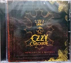 OZZY OSBOURNE ''Memoirs Of A Madman'' (2014 Russian press, 88875018642, new, sealed) (CD)