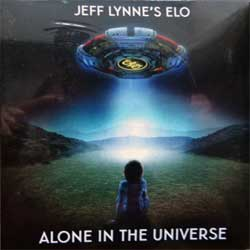ELECTRIC LIGHT ORCHESTRA (JEFF LYNNE'S ELO) ''Alone In The Universe'' (2015 Russian press, gatefold digisleeve, 88875182772, new, sealed) (CD)