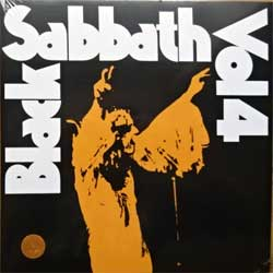 винил LP BLACK SABBATH ''Black Sabbath Vol 4'' (1972 RI 2015 UK press, BMGRM056LP, new, sealed)