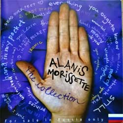 ALANIS MORISSETTE ''The Collection'' (2005 RI 2007 Russian press, 49490-2, mint/mint) (CD)